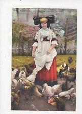 Trachten Aus Der Umgegend Von Bad Nenndorf Vintage Postcard Germany 398a