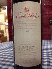 Château Gigault Cuvée Viva 1998