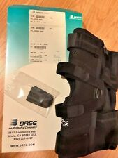 NIB BREG 14186 PTO RIGHT BRACE Airmesh Right Horseshoe XXL 27-30 (69-79 CM)""