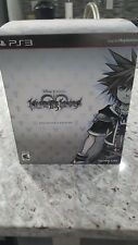 Kingdom Hearts HD 2.5 ReMIX Collector's Edition (PS3) NEW SEALED NEAR-MINT RARE!
