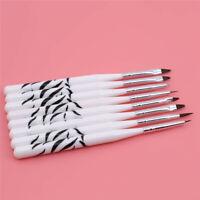 Useful Painting UV Brush Nail Art False Tips Pen Manicure Tools  ONE
