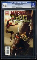Marvel Zombies/Army of Darkness #3 CGC NM/M 9.8 White Pages