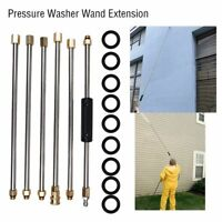 Only Co M MINGLE Pressure Washer Wand Extension with Adapter Replacement Lance