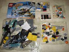 LEGO 76000 Arctic Batman Vs Mr Freeze Aquman Ice Super Heroes NEW, no box