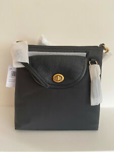 Brand New Coach Cargo Nylon Crossbody Bag