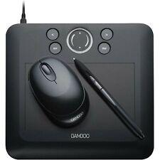 Wacom UCTE450K Bamboo Fun Small Tablet - Refurbished