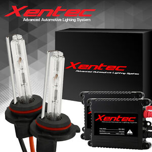 XENTEC 55W Xenon light HID Kit Slim for CHEVY H11 9005 9006 H13 H1 H3 H10 9007