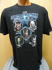 Mens Licensed Marvel Guardians of the Galaxy Shirt NWT 2XL