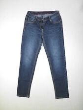 "Cecil Damen Stretch Jeans Gr 32 ""Charlize"" Slim Fit, Low Waist W26/L28 (J3552)"