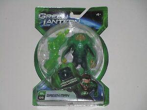 Mattel Green Lantern Green Man Action Figure NEW