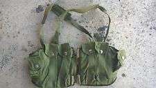 RARE Armija BIH chest rig AK 47  assault vest Bosnian Muslim Army  Bosnian war