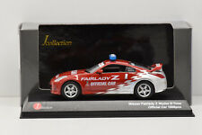 NISSAN FAIRLADY Z NISMO S-TUNE OFFICIAL CAR SHORT RED KYOSHO 1/43 NEUF EN BOITE