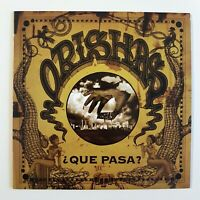 ORISHAS : QUE PASA ? ♦ CD Single ♦