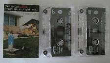 VAN HALEN RIGHT HERE RIGHT NOW AUSTRALIAN RELEASE DOUBLE CASSETTE TAPE SET