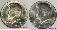 1973 P & D Kennedy Half Dollar pair Choice/Gem Bu
