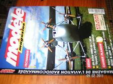 Modele Magazine n°552 Plan encart Idem Extra 300 S