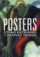 Posters: Otomo Katsuhirographic Design by Katsuhiro Otomo (Paperback, 2014)