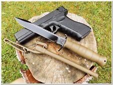 GLOCK® Austria Army Field Tactical Survival Knife GLOCK FM 81 Dark Earth - New