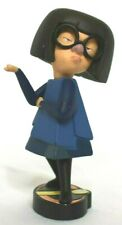 Disney Authentic EDNA MODE FIGURINE Cake TOPPER Incredibles 2 PVC Toy NEW