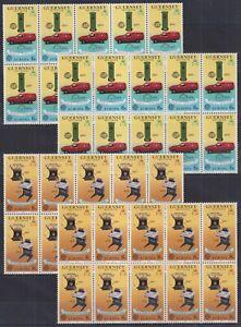F464. 20x Guernsey - MNH - Culture - Postal Service - Telecommunications