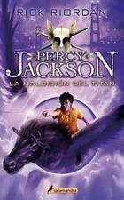 MALDICI?N DEL TIT?N : PERCY JACKSON Y LOS DIOSES DEL OLIMPO III: By Riordan, ...