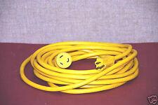 25 ft 12/3 Twist Lock Connector Nema-L5-20R 20amp 12 gauge Power Cord S1074