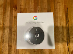 Nest T3017US 3rd Generation Programmable Wi-Fi Smart Learning Thermostat - White