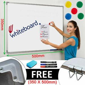 Magnetic Whiteboard Dry Wipe Drawing Board Office School Notice Board Home UK