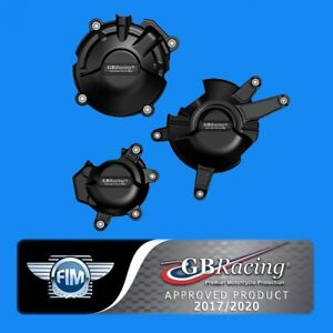 CBR 650R 650F GB Racing Engine Cover Slider Set CBR650R CB650R CBR650F CB650F CB