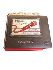 Recordable Photo Keepsakes Photo Album FAMILY New