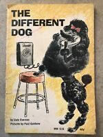 The Different Dog 1st Paperback Edition RARE Vintage Kids Book