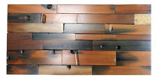 Decorative Tiles, Wooden Wall Decor, Vintage Wall Panels, Reclaimed Wood Panels