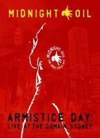 Midnight Oil Armistice Day Live at the Domain Sydney DVD All Regions NTSC NEW