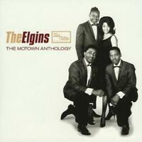 The Elgins : The Motown Anthology CD 2 discs (2007) ***NEW*** Quality guaranteed