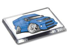 Koolart Cartoon Car Sprinter Van Strong Acrylic Fridge Magnet Choose a Colour