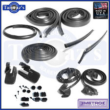 1969 for GM F Body Weatherstrip Seal Kit 11 Pieces Hardtop New