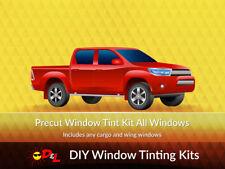 Ford F-350 Super Duty Precut Window Tint Kit All Windows