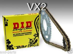 Kawasaki KLX 650 - Kit Cadena DID Tipo VX2-482576