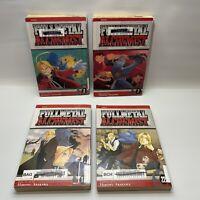 Fullmetal Alchemist Manga Lot Vol 2, 7, 11, & 22 - (4 Book Lot) Paperbacks