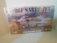 Revell F-86F Sabre Jet US Air Force Fighter 1/48 Scale Model Kit 85-5319