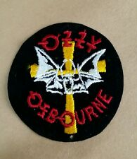 OZZY OZBOURNE PATCH