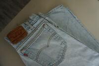 Levis Levi`s 550 Herren Men Jeans Hose 32/32 W32 L32 stonewsahed Blau TOP ap4