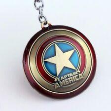 Très Beau Porte clé Marvel Capitaine America Aluminium