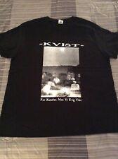 KVIST For Kunsten Maa Shirt XL,Gorgoroth,Urgehal,The Chasm,Urgehal,Inquisition