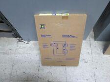Square D Breaker Panel Cover Qoc24Uf Flush Mount New Surplus