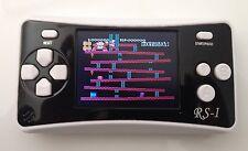 GIOCO PRINCE 8-Bit Retrò NES Console Giochi Portatile Palmare Pacman FAMICLONE