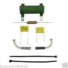 Kenwood Chef & Major A701 A701A A707 Repair Kit For 2 Capacitor Motor & Guide.