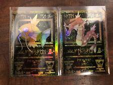 ANCIENT POKEMON CARD SET RARE GYARADOS MAGIKARP SHINY GX EX MEGA SHINING