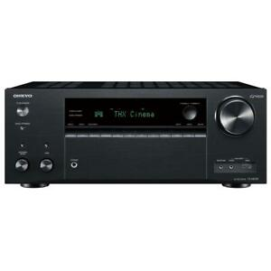 Onkyo TX-NR797 9.2-Channel Network A/V Receiver, 220W Per Channel (At 6 Ohms)