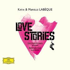 Katia/Labeque, Marielle/seguinier/Chalmin/+ Labeque-LOVE STORIES CD NUOVO